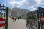 parlamento di bucarest ex casa popolo esterno