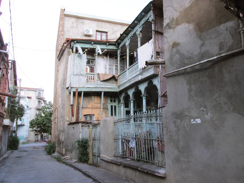 tbilisi cosa vedere città vecchia