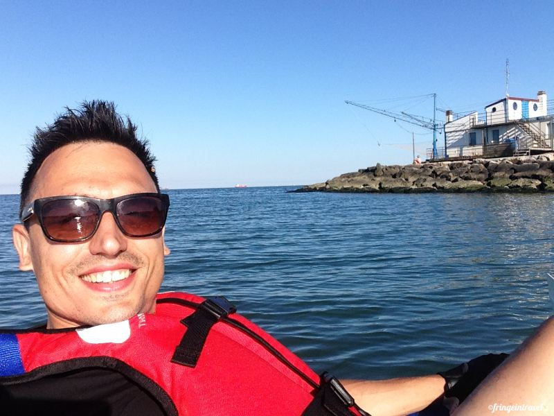 Traversata del lamone in kayak il racconto fringe in travel - Bagno boca barranca ...