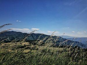 Trekking alla Sorgente del Tevere: il valico del Monte Fumaiolo