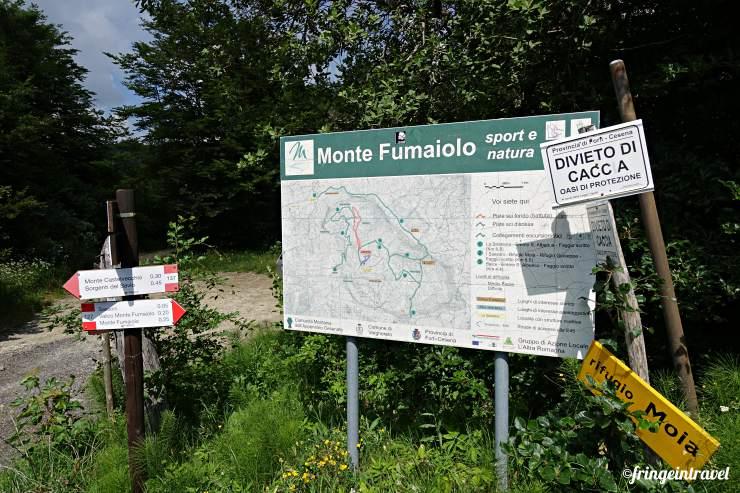 monte fumaiolo trekking sorgente tevere4