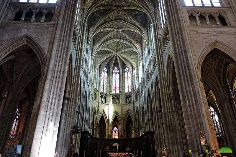 Cattedrale San Andrea - interno