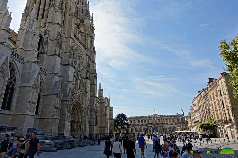 Cattedrale di Bordeaux Saint Andre