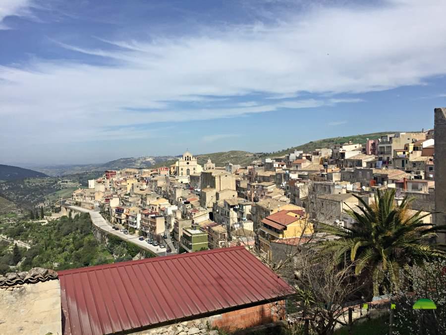 Monterosso Almo cammini in sicilia itinerario