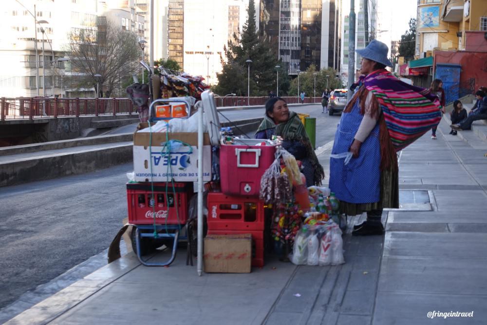 vita di strada donne come visitare la bolivia