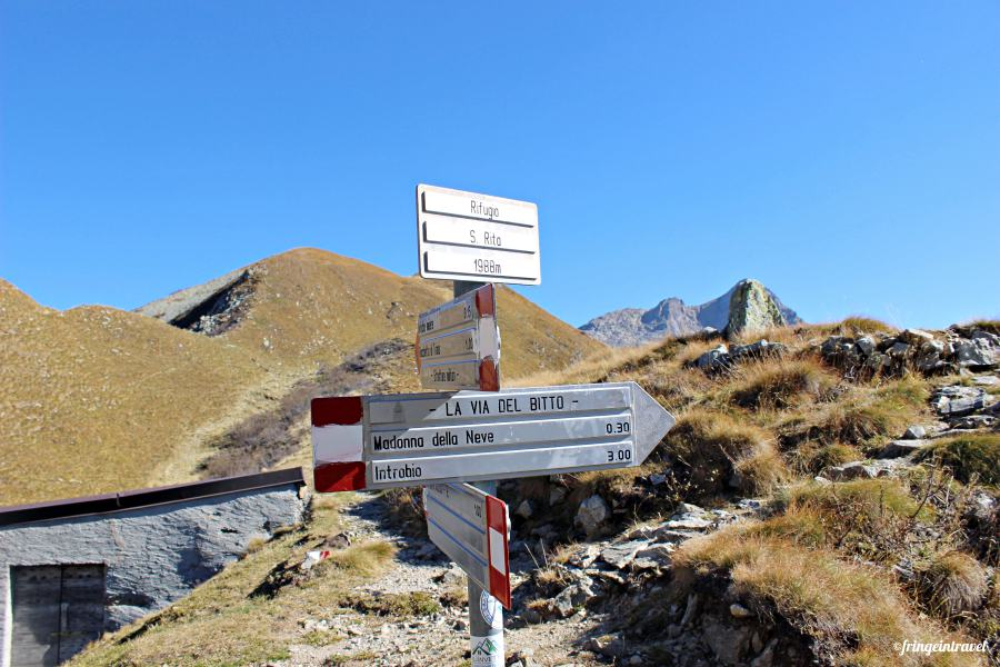 trekking vicino milano rifugio disolin - santa rita11