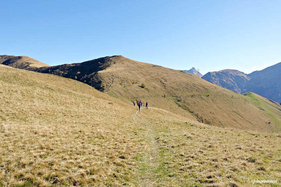 trekking vicino milano rifugio disolin - santa rita4