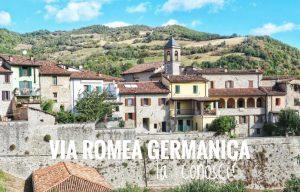 Via Romea Germanica, da Forlì ad Arezzo: racconto e tappe del cammino