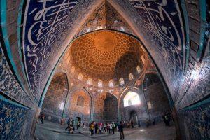 itinerario iran
