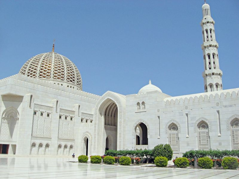 Itinerario Oman