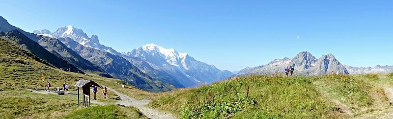 Tour Mont Blanc_Dal Balme al MB