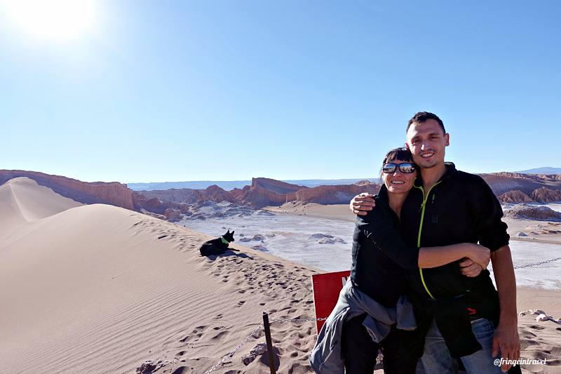 San Pedro de Atacama Valle della luna