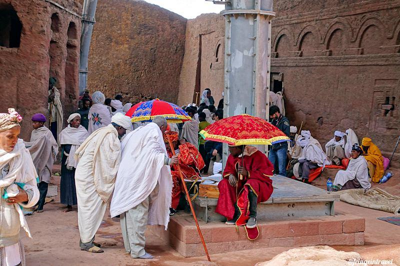 Natale Copto a Lalibela