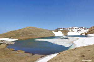 Lago Scaffaiolo itinerario a piedi6