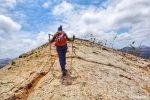 trekking a Lanzarote caldera blanca7