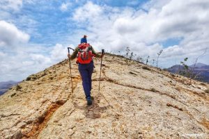 Trekking a Lanzarote: escursione al vulcano Caldera Blanca