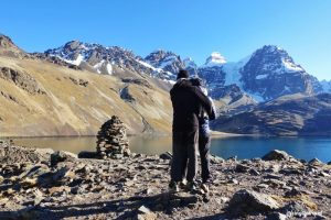 Trekking in Bolivia: 2 giorni alla Laguna Chiarkota