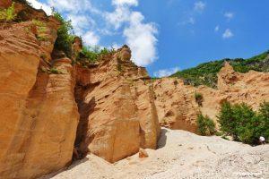 Lame Rosse: escursione nella Cappadoccia d'Italia