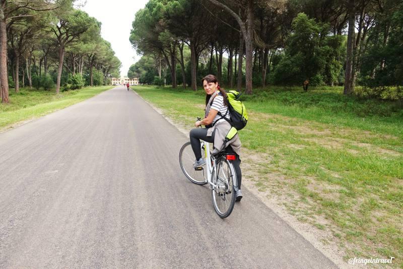 Passeggiando in bicicletta... Che bello!