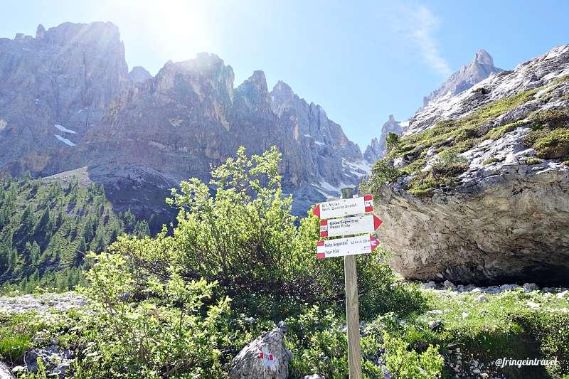 trekking pale di san martino2