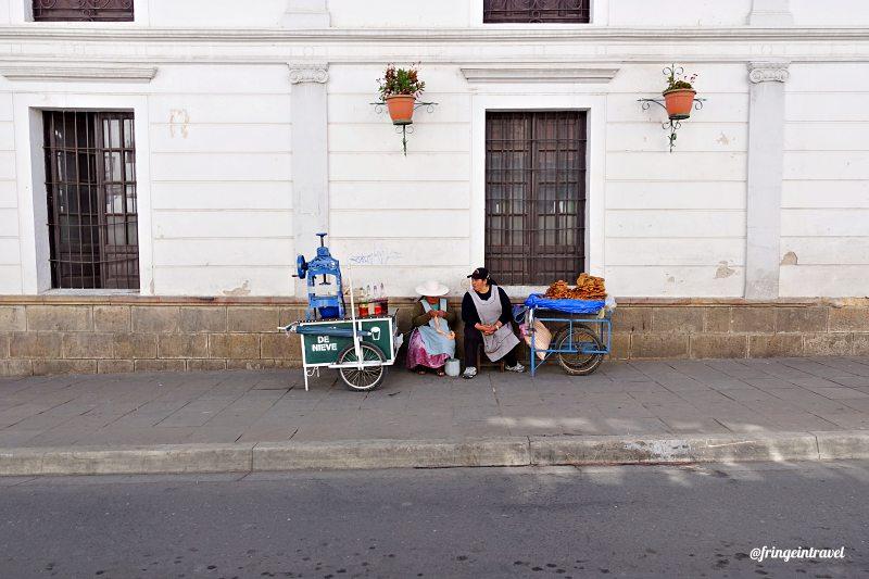 viaggiare in bolivia persone