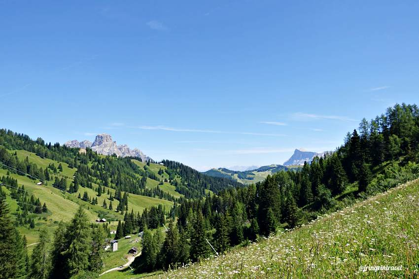 Rifugio Cherz da campolongo Dolomiti2