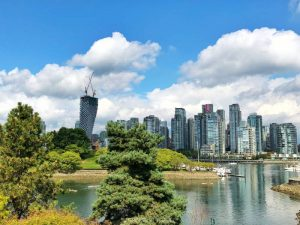 andare a Vancouver