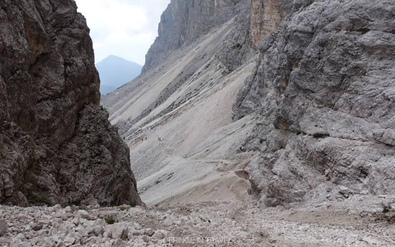Giro del monte Pelmo 9
