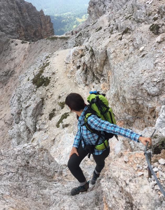 giro del monte pelmo sentierie percorso2