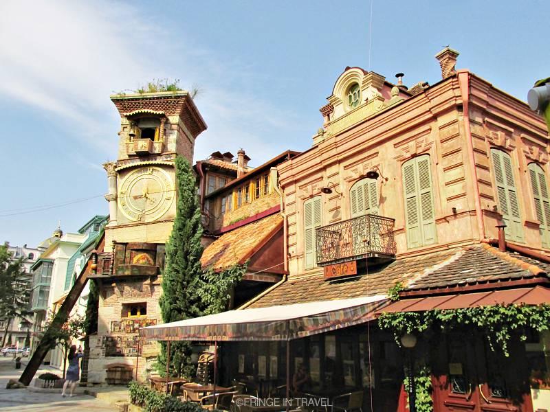 Dove dormire a Tbilisi