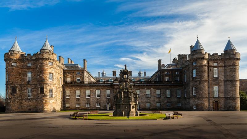 Palazzo Hooliroadhouse a Edimburgo
