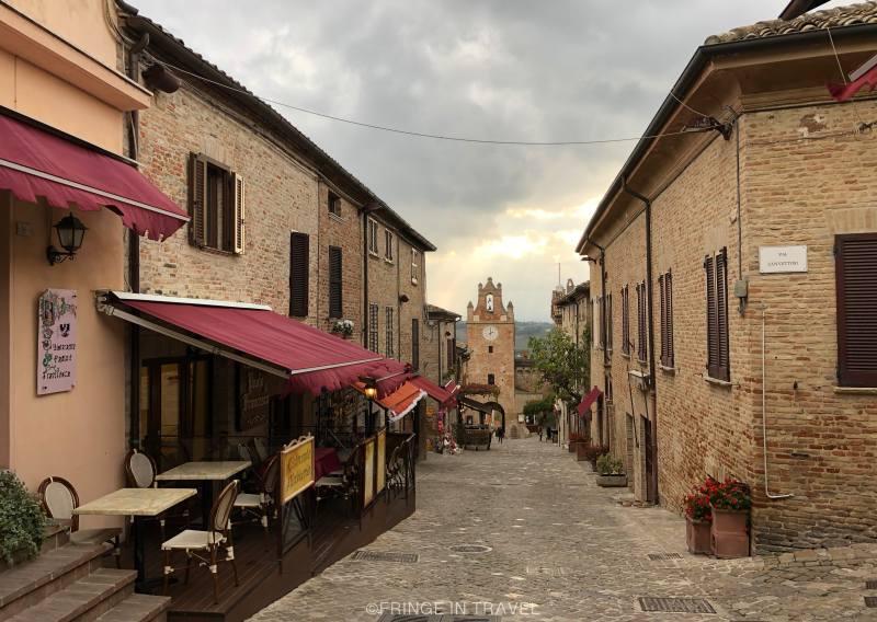 Sentiero di Paolo e Francesca Gradara