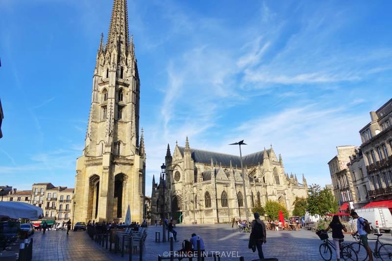 itinerario a bordeaux sud