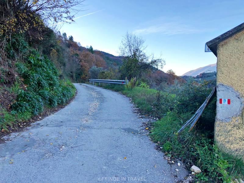Escursioni in Umbria sacro speco di Narni1