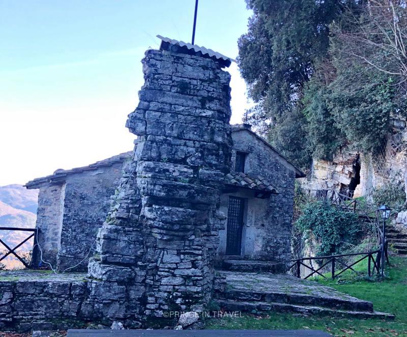Escursioni in Umbria sacro speco di Narni11