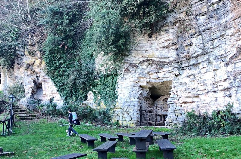 Escursioni in Umbria sacro speco di Narni13