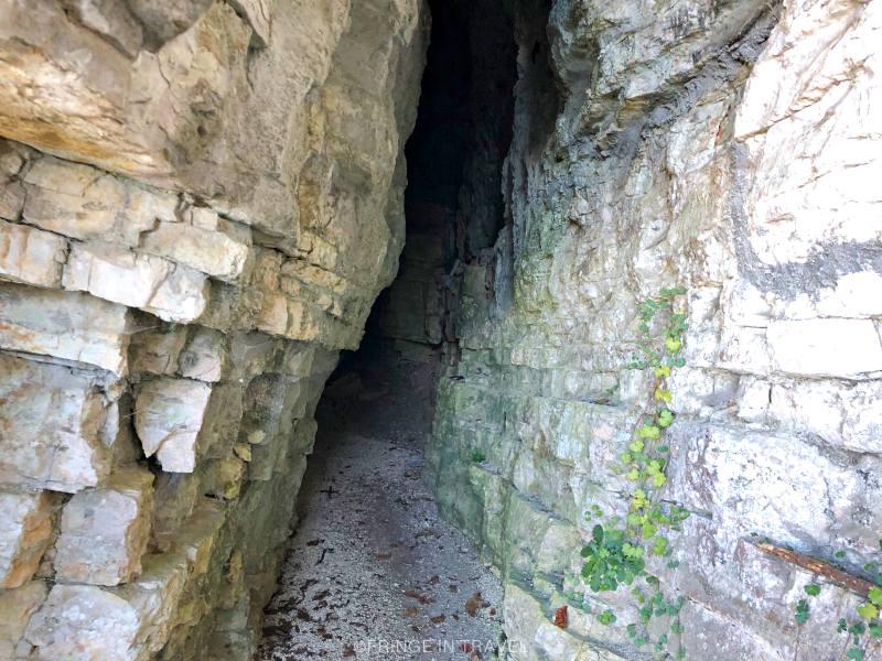 Escursioni in Umbria sacro speco di Narni14