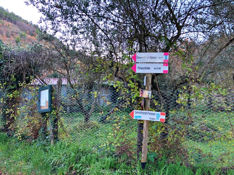 Escursioni in Umbria sacro speco di Narni3