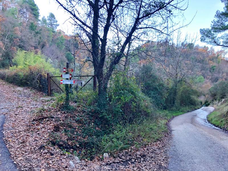 Escursioni in Umbria sacro speco di Narni5