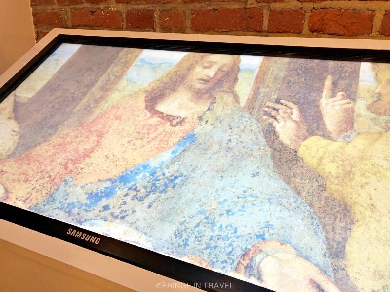 Ultima Cena Leonardo Cenacolo Vinciano9