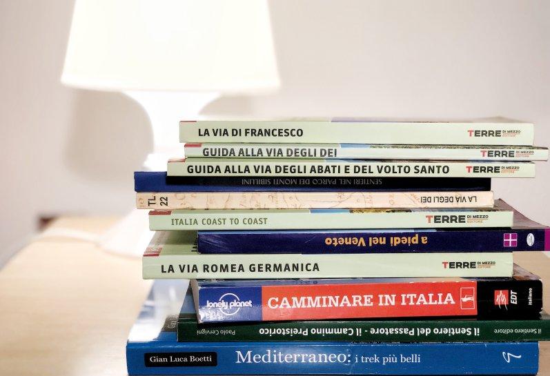 libri per chi ama camminare333