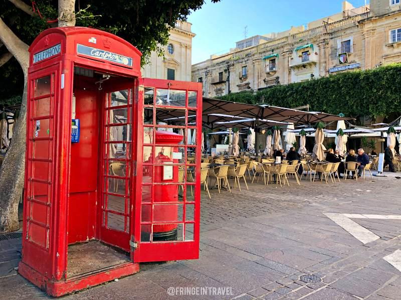 Organizzare viaggio a Malta4