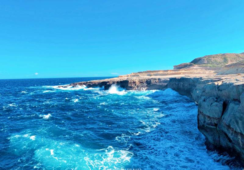 Trekking a Gozo paesaggi e scogliere28