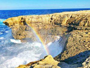 Trekking a Gozo paesaggi e scogliere31