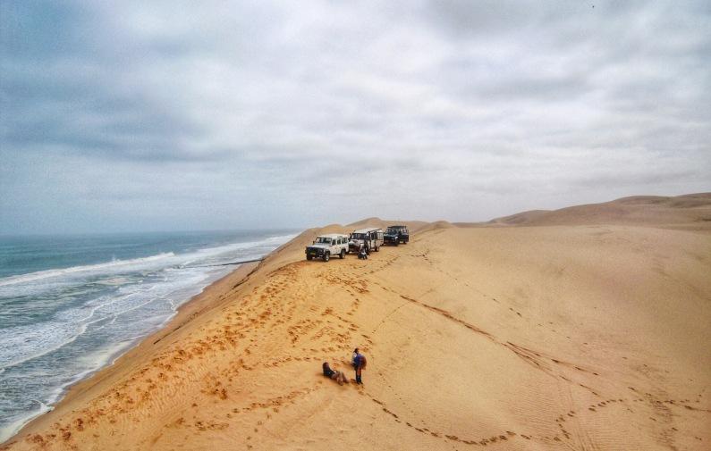 tutte le cose stupide- viaggio namibia