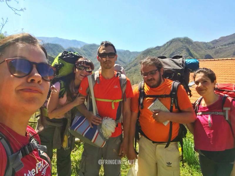 Bivacco Alpicella trek ridracoli3