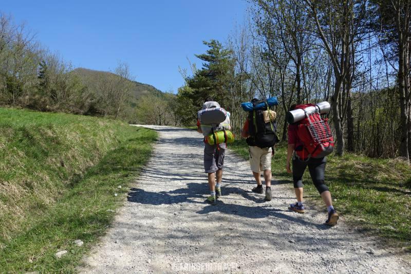 Bivacco Alpicella trek ridracoli5