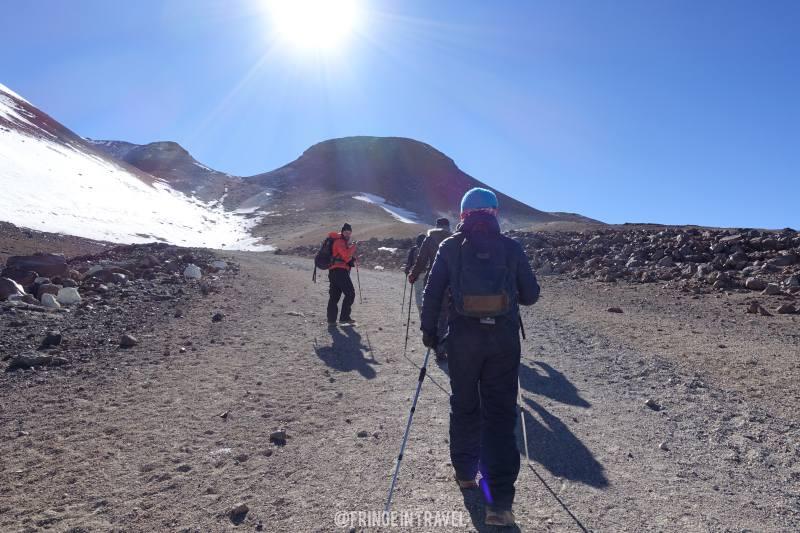 Scalare un vulcano in Cile e Bolivia6