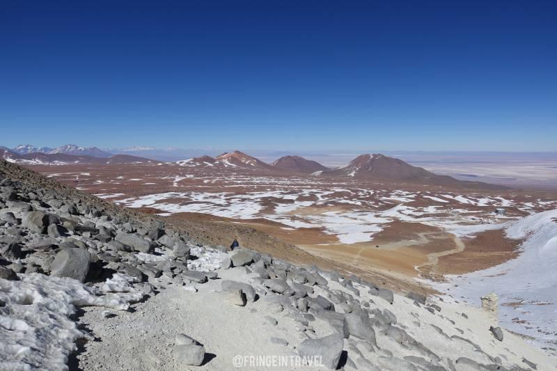 Scalare un vulcano in Cile e Bolivia7