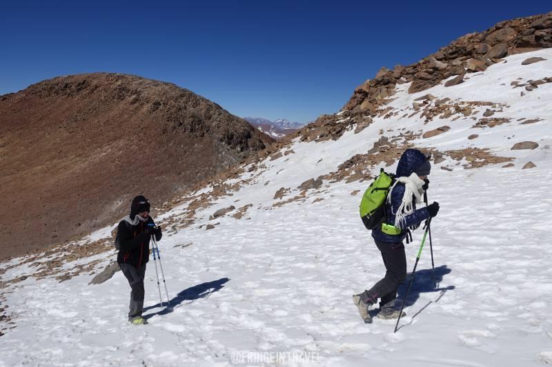 Scalare un vulcano in Cile e Bolivia8